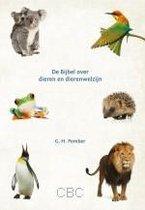 Bijbel over dieren en dierenwelzijn, de