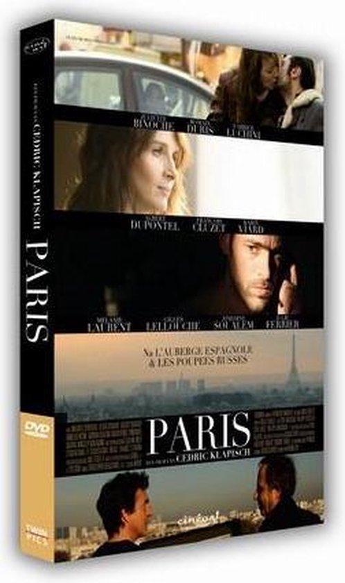 Cover van de film 'Paris'