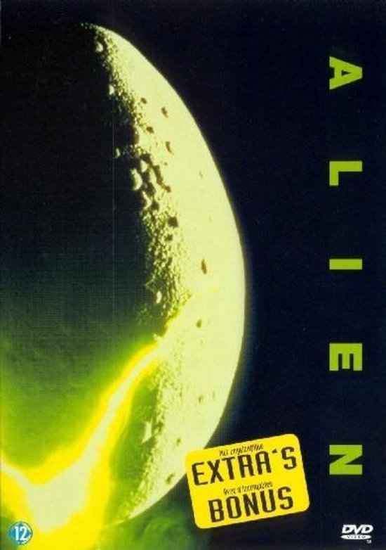 Cover van de film 'Alien'