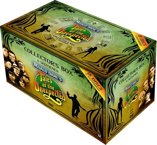 Tales Collector's Box S1T/Ms6