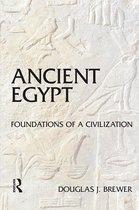 Boek cover Ancient Egypt van Douglas J. Brewer