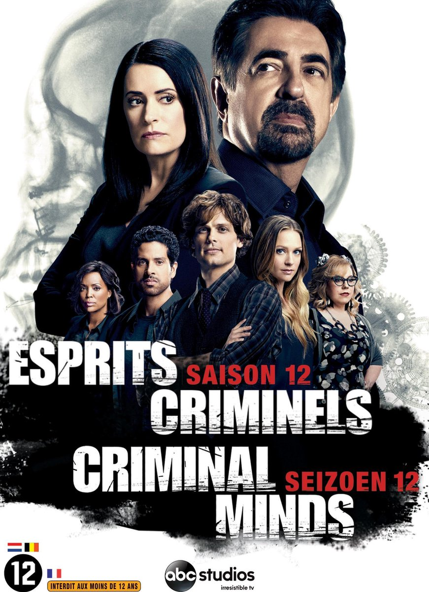 Criminal Minds - Seizoen 12 - Tv Series