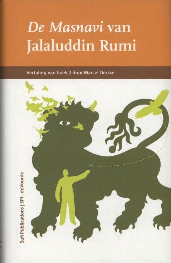 Cover van het boek 'De Masnavi van Jalaluddin 02' van Jalaluddin Rumi