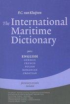 The international maritime dictionary Part 2 English German French Polish Romanian Croatian
