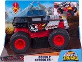 Hot Wheels Transformerende Monster Truck 1:24 Bone Shaker