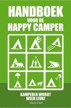 Boek cover Handboek voor de happy camper van Wessie & Neef (Paperback)