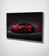Bugatti Chiron Sport Canvas | 80x120 cm