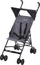 Safety 1st Peps & Canopy Buggy - Black Chic