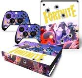 Fortnite V3 - Xbox One X skin