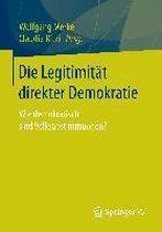 Die Legitimitat Direkter Demokratie