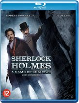 Sherlock Holmes: A Game of Shadows (Blu-ray)