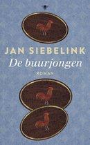 Boek cover De buurjongen van Jan Siebelink