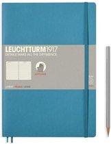 Leuchtturm1917 Notitieboek Compostion B5 - Softcover - Gelinieerd - Nordic Blauw