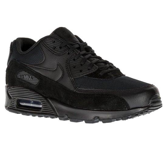 bol.com | Nike Air Max 90 Sneakers - Maat 40.5 - Vrouwen - zwart