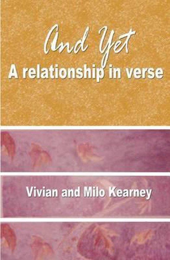 Boek cover And Yet van Vivian And Milo Kearney (Paperback)