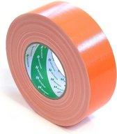 Nichiban Gaffa Tape 50mm x 25m Oranje