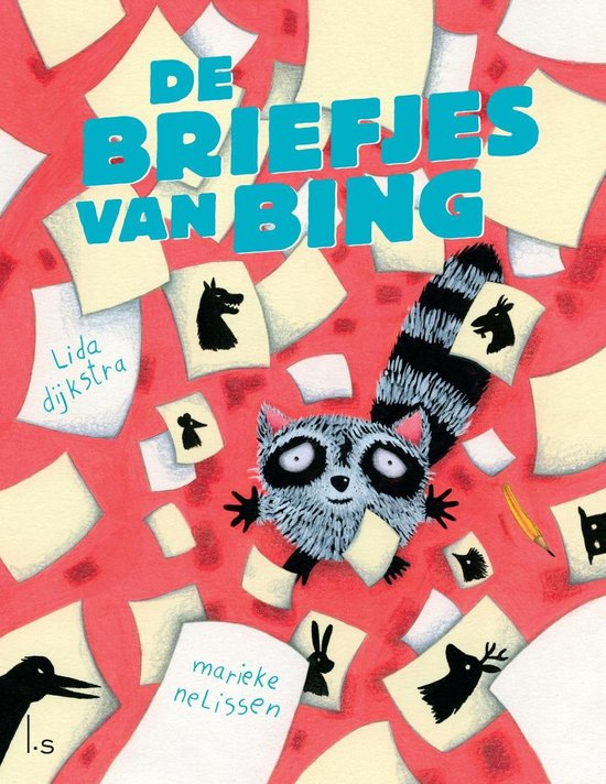 De briefjes van bing - Lida Dijkstra |