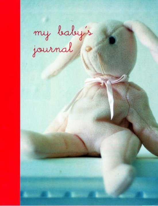 My Baby's Journal (Pink)