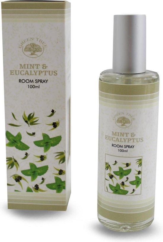 Green Tree Roomspray mint & eucalyptus 100 ml