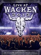 Various - Live At Wacken 2013