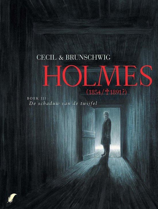 Holmes - d03 de schaduw van de twijfel - Brunschwig  