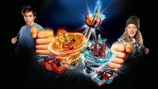 LEGO NINJAGO Spinjitzu Slam Kai vs. Samoerai - 70684