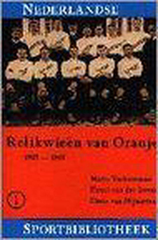 Sportbibliotheek 1: Relikwieën van Oranje 1905 - 1940 - Verkamman |