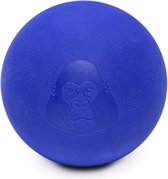 #DoYourFitness® - Lacrosse bal / massage bal »Animal« - met dierenmotieven - ideale fascia bal / triggerpunt bal - 6cm Ø - Gorilla