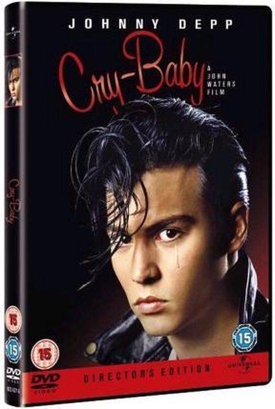 Cover van de film 'Cry Baby'