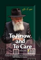 To Know and To Care: Vol. 1