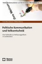 Politische Kommunikation und Volksentscheid