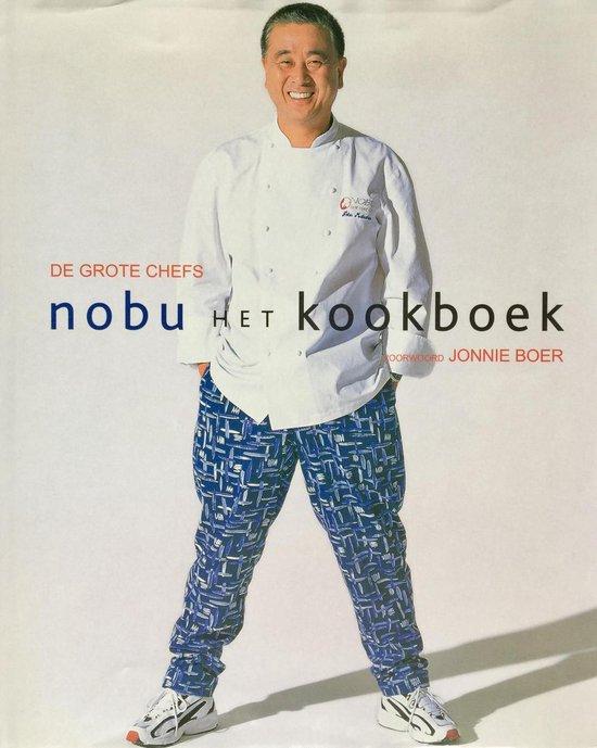 Nobu het kookboek - N. Matsuhisa |