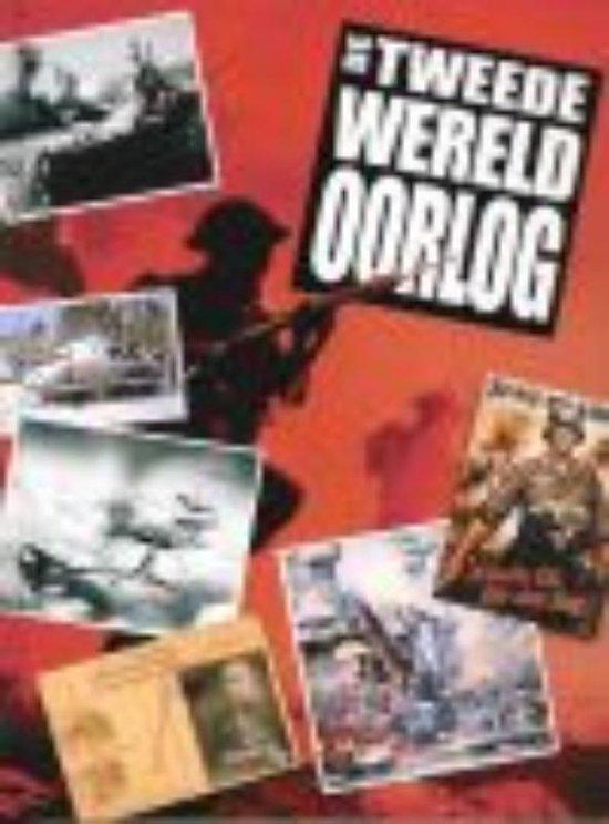 Cover van het boek 'De tweede wereldoorlog'