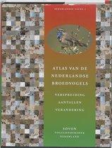 Atlas van de Nederlandse broedvogels