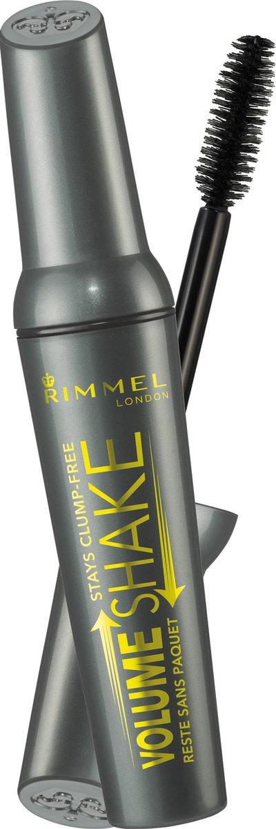 Rimmel London Volume Shake Mascara Black - Black - Black - Rimmel London