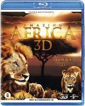 Amazing Africa 3D (3D Blu-ray)
