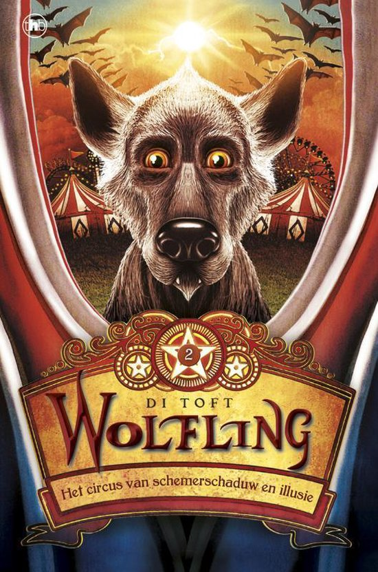 Wolfling 2 - Di Toft |
