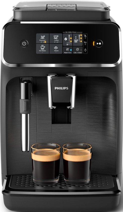 Philips 2200 serie EP2220/10 – Espressomachine – Zwart