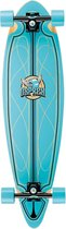 "Longboard - Rounded Pintail Cruiser - Osprey 36"" - Helix"