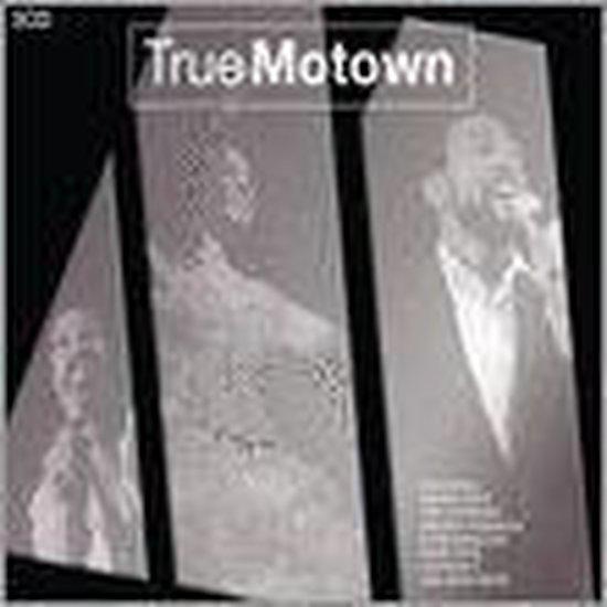 True Motown/Spectrum 3 CD Set