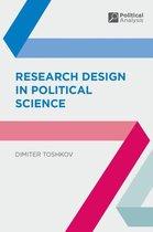 Boek cover Research Design in Political Science van Dimiter Toshkov