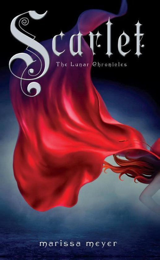 The Lunar Chronicles 2 - Scarlet