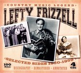 Country Music Legend. Selected Sides 1950-1959