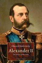 Boek cover Alexander II van Edward Radzinsky