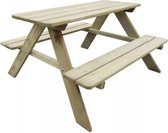 MaxxGarden Kinder picknicktafel - 90x79x50cm
