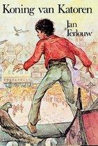 Boek cover Koning van Katoren van Jan Terlouw (Hardcover)