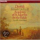 Dvorak: Serenades Op 22 & 44 / Marriner, ASMF