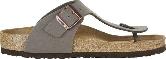 Birkenstock Ramses Heren Slippers Regular fit - Stone - Maat 45