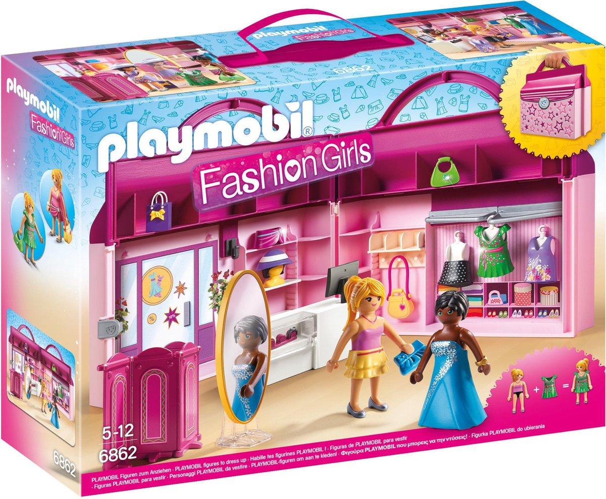 Meeneem fashionshop Playmobil