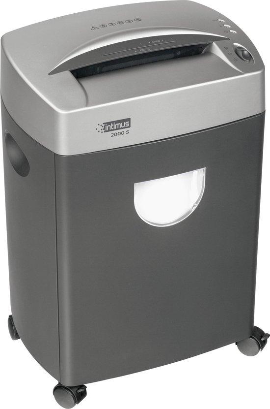 INTIMUS 1000S - Papiervernietiger voor thuis of kantoor